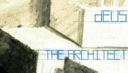 dEUS. The Architect. Album Cover.