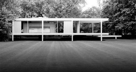Farnsworth House, Ludwig Mies van der Rohe