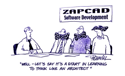 Top 10 misconceptions about architects