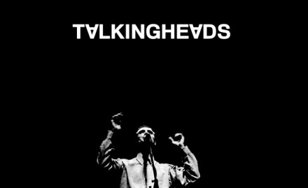 Talking Heads or listen up, people, David Byrne's talking...
