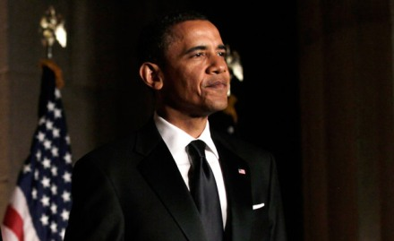 Barack Obama | Pritzker Prize Ceremony 2011, Washington, D.C.
