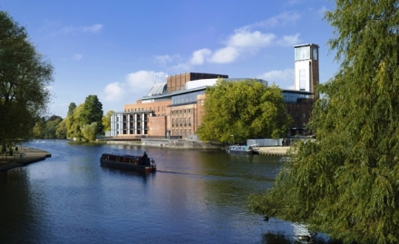 Royal Shakespeare Theater | Bennetts Associates Architects